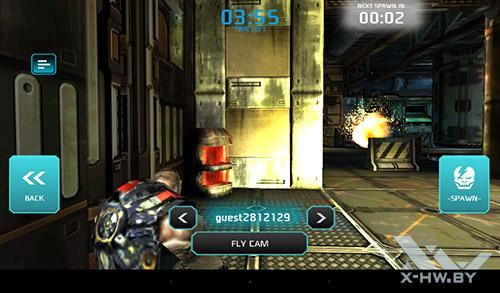 Игра Shadowgun: Dead Zone на TurboPad 912