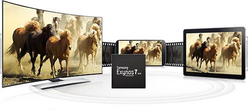 Exynos 7 – самый современный процессор Samsung