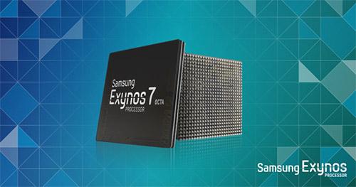 Exynos 7 будет использоваться в Samsung Galaxy S6