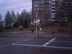Пример съемки камерой Senseit P7. Рис. 1