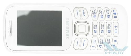 Samsung Metro 312. Вид сверху