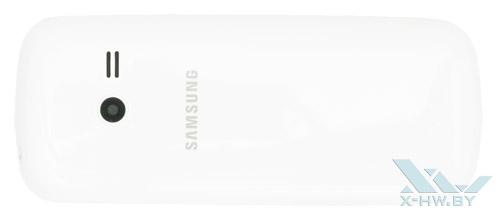 Samsung Metro 312. Вид сзади