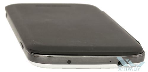 Верхний торец PocketBook CoverReader для Galaxy S4