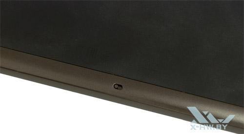 Рычаг фиксации обложки на PocketBook 840
