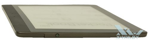 Верхний торец PocketBook 840