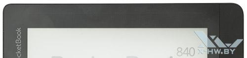 Регулировка яркости подсветки на PocketBook 840