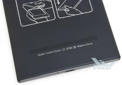 Внешний динамик Turbo X Dream