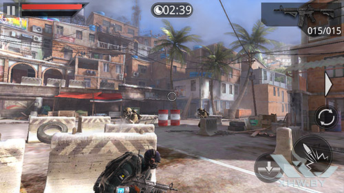 Игра Frontline Commando 2 на Turbo X Dream