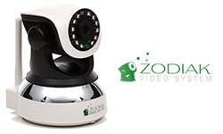 IP-камера с Wi-Fi - Zodiak IP909IW