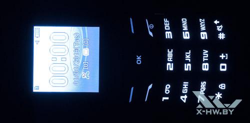 Подсветка клавиатуры Samsung GT-E1200R