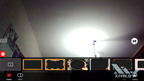 Приложение Camera Man на Lenovo Flex 2. Рис. 2