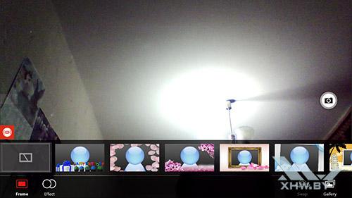 Приложение Camera Man на Lenovo Flex 2. Рис. 3