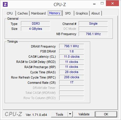 Оперативная память Lenovo Flex 2