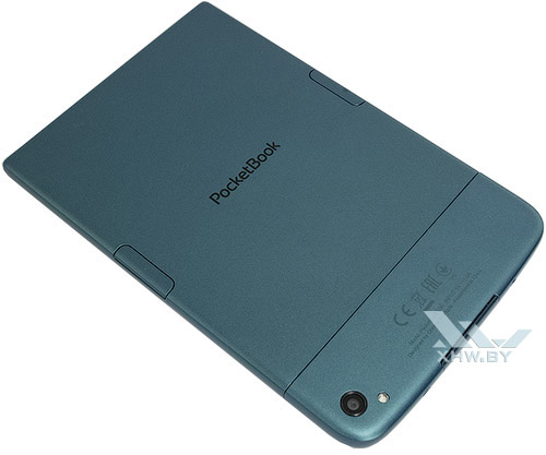 PocketBook 650. Вид сзади