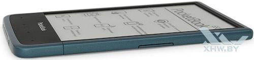 Правый торец PocketBook 650