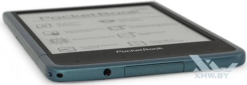 Нижний торец PocketBook 650