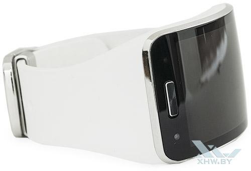 Кнопка на Samsung Gear S