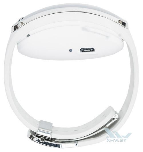 Зарядка на Samsung Gear S