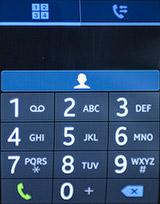 Номеронабиратель на Samsung Gear S