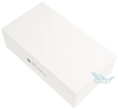 Коробка Apple iPhone 6