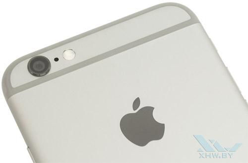 Камера Apple iPhone 6
