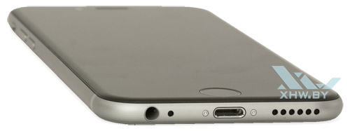 Нижний торец Apple iPhone 6