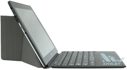 Док-клавиатура для Prestigio Visconte 3 3G. Вид сбоку