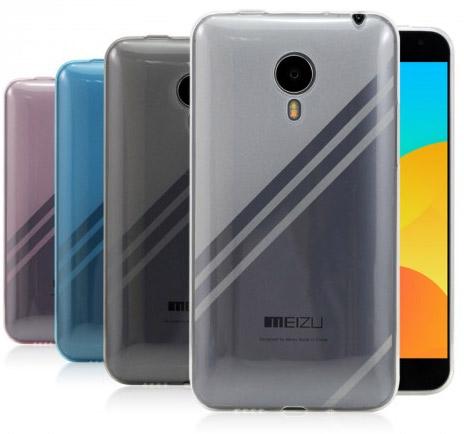 Пластиковый чехол для Meizu MX4