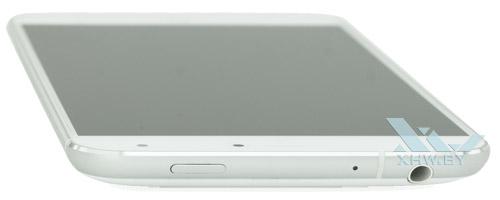 Верхний торец Meizu MX4