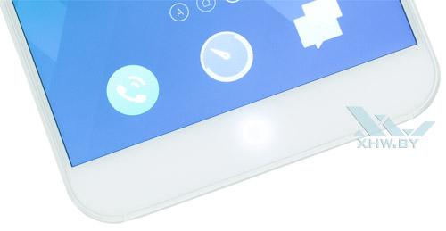 Подсветка кнопки Meizu MX4