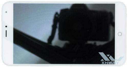 Meizu MX4. Вид сверху