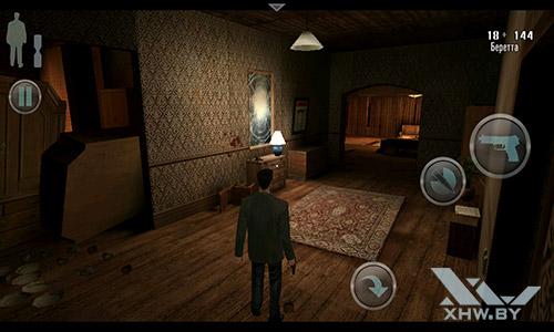 Игра Max Payne на Meizu MX4