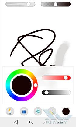 Рисовалка на Meizu MX4. Рис. 4