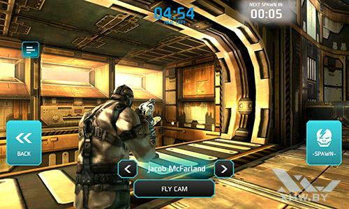 Игра Shadowgun: Dead Zone на Meizu MX4