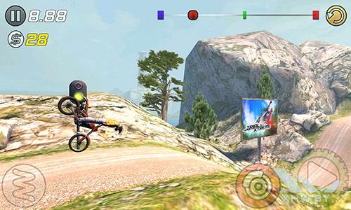 Игра Trial Xtreme 3 на Meizu MX4