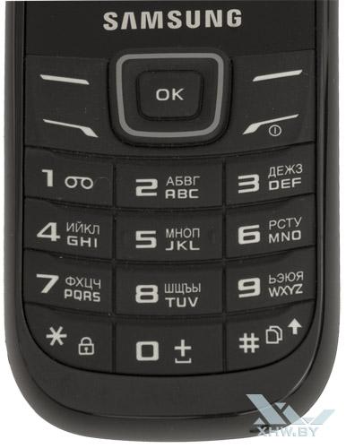 Клавиатура Samsung E1202I