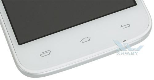 Кнопки Prestigio MultiPhone 5517 DUO