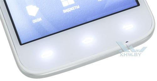 Подсветка кнопок Prestigio MultiPhone 5517 DUO