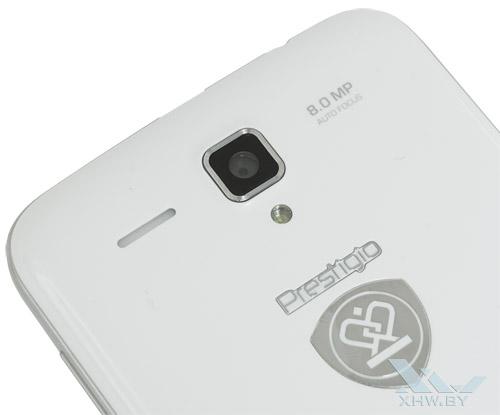 Камера Prestigio MultiPhone 5517 DUO