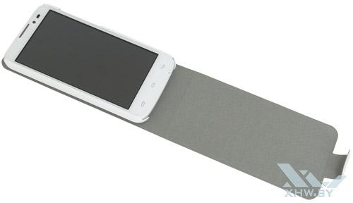 Чехол-флип для Prestigio MultiPhone 5517 DUO