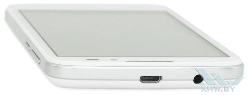 Верхний торец Prestigio MultiPhone 5517 DUO