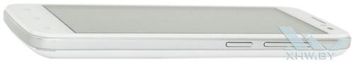 Правый торец Prestigio MultiPhone 5517 DUO