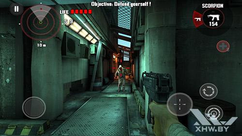 Игра Dead Trigger на Samsung Galaxy E5