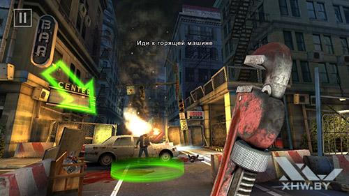 Игра Dead Trigger 2 на Samsung Galaxy E5