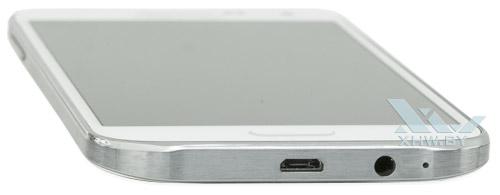 Нижний торец Samsung Galaxy E5