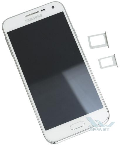 Держатели SIM-карт на Samsung Galaxy E5