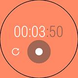Таймер LG G Watch R