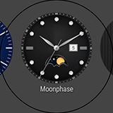 Выбор циферблата LG G Watch R. Рис. 3