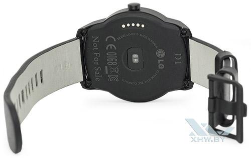 Пульсомер на LG G Watch R