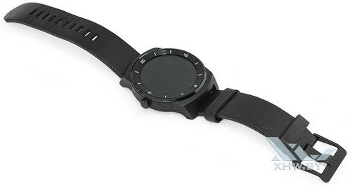 LG G Watch R в раскрытом виде